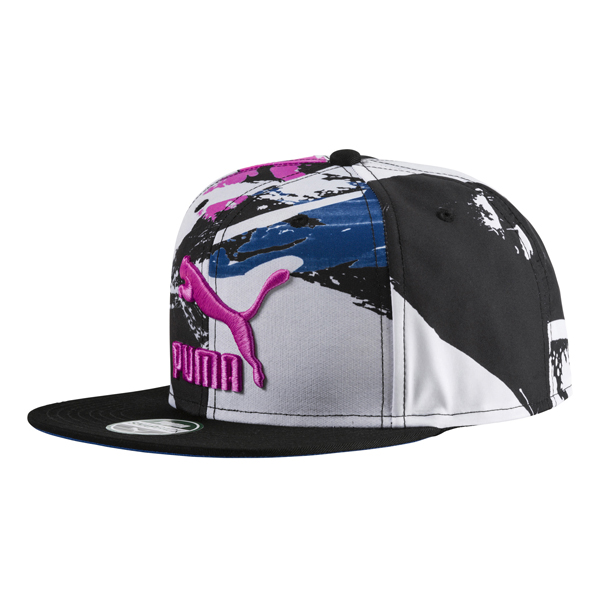 Puma KACKET PUMA LS COLOURBLOCK SNAPBACK