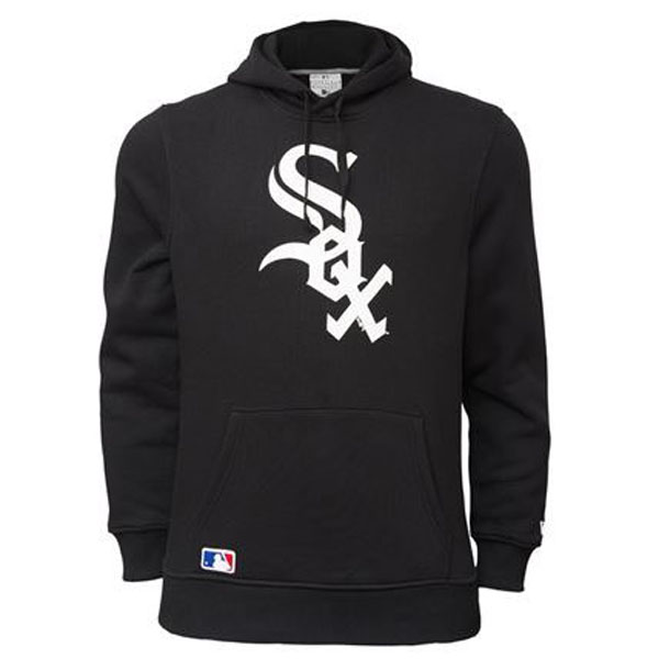 NEW ERA DUKS NOS PO HOODY WHISOX BLK