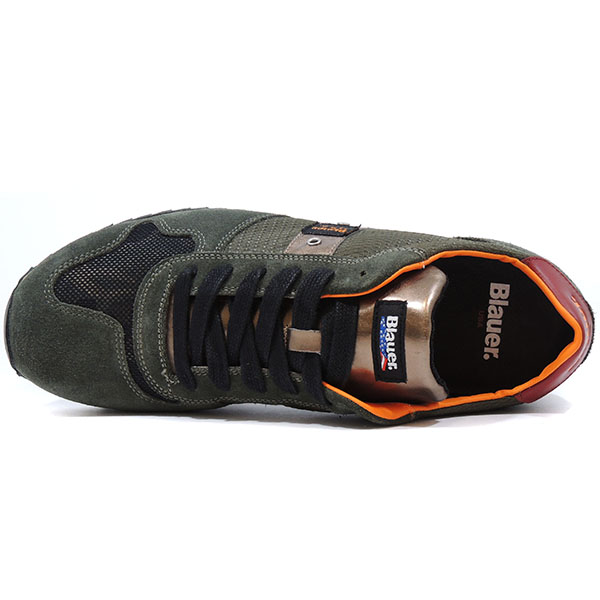 BLAUER LFS PATIKE BLAUER SHOES