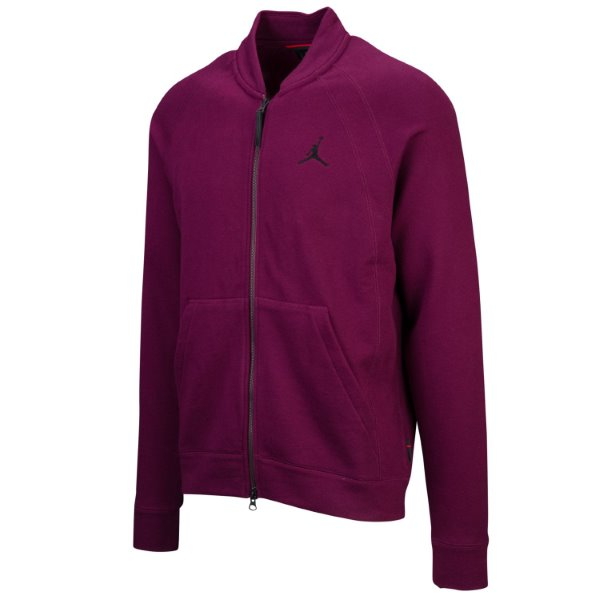 Nike LFS JAKNA WINGS FLEECE BOMBER JKT
