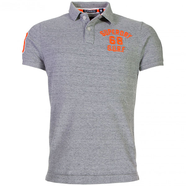 SUPERDRY LFS MAJICA CLASSIC S/S SUPERSTATE POLO