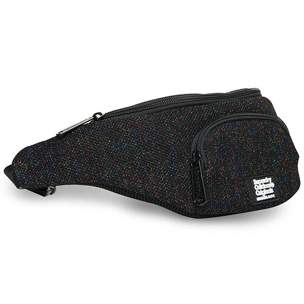 SUPERDRY LFS METALLIC KNIT WAIST PACK